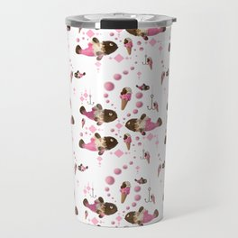 Neapolitan fish Travel Mug