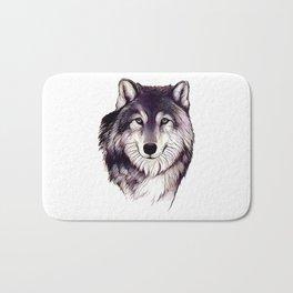 Wolfe Smile Bath Mat