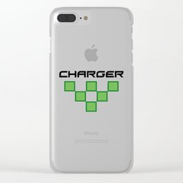 Charger Clear iPhone Case