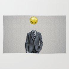 Mr. Smiley :) Rug