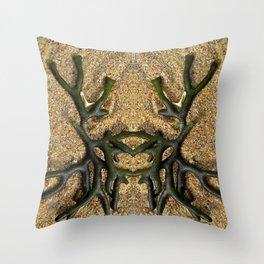 Ocean Gift Throw Pillow