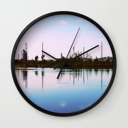 Refined Wall Clock