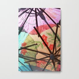 Umbrella, Ella, Ella Metal Print