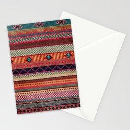 Oriental Traditional Rug Artwork Design C13 Stationery Cards