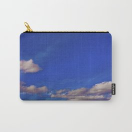 clouds 12 Carry-All Pouch