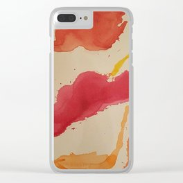 Liquid Clear iPhone Case