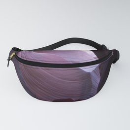 Slot Canyon showing Purple Fanny Pack