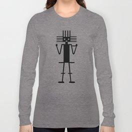 atacama giant geoglyph Long Sleeve T-shirt