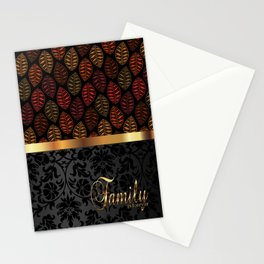 Family Is Forever Stationery Cards