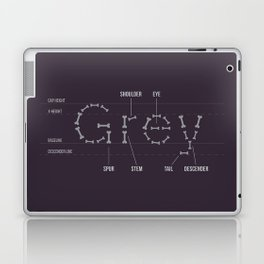 Grey's Anatomy Laptop & iPad Skin