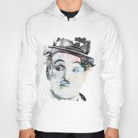 chaplin Hoodies featuring Chaplin by Marian - Claudiu Bortan