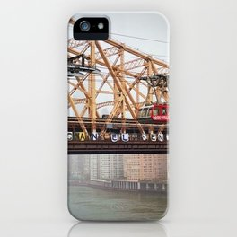 Cancel Rent series -IV-  iPhone Case
