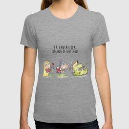 LA FANTÀSTICA LLEGENDA DE SANT JORDI T-shirt