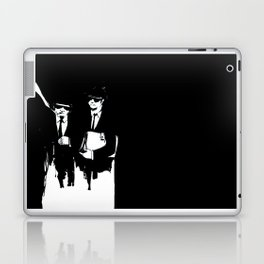 blues brothers Laptop & iPad Skin