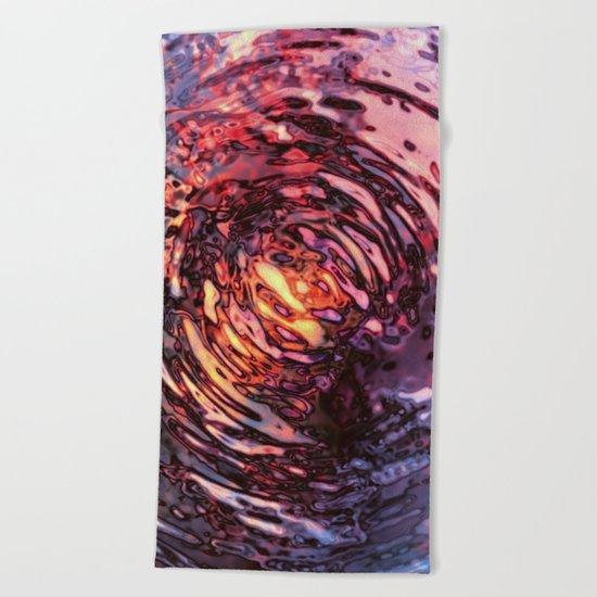α Perseus Beach Towel