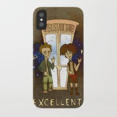 Bill & Ted's Excellent Adventure (1989) iPhone X Slim Case