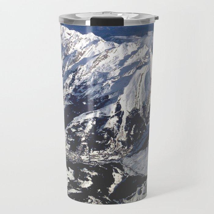 Alpes en avion Travel Mug