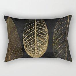 Fallen Gold I Rectangular Pillow