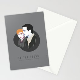 In The Flesh - Kieren & Simon Stationery Cards