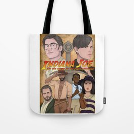 Indiana Joe Tote Bag