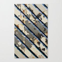 Rusted Boardwalk Canvas Print