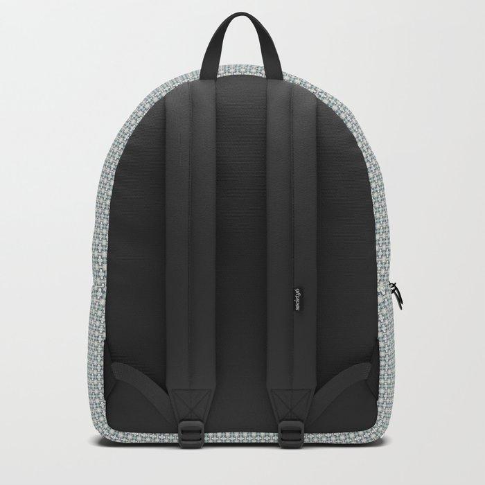 Basket Weave BG mini Backpack