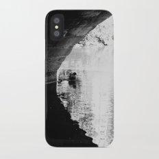 Under the Bridge #5 iPhone X Slim Case
