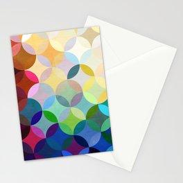 Circular Motion Stationery Cards
