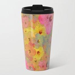 Floral Delight Travel Mug
