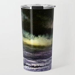 Lavender Waves Travel Mug
