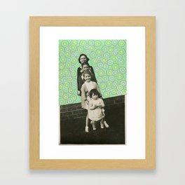 Wonderwall Framed Art Print
