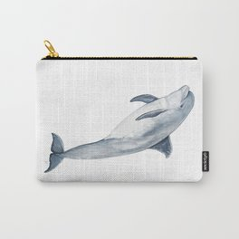 Bottlenose dolphin Carry-All Pouch