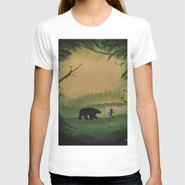 The Jungle Book by Rudyard Kipling T-shirt