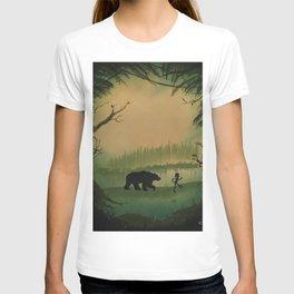 The Jungle Book by Rudyard Kipling T-shirt