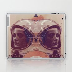 Dreams of space Laptop & iPad Skin
