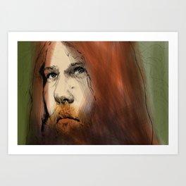 robin Art Print