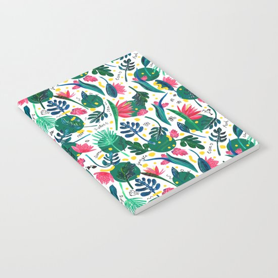 Cool summer Notebook