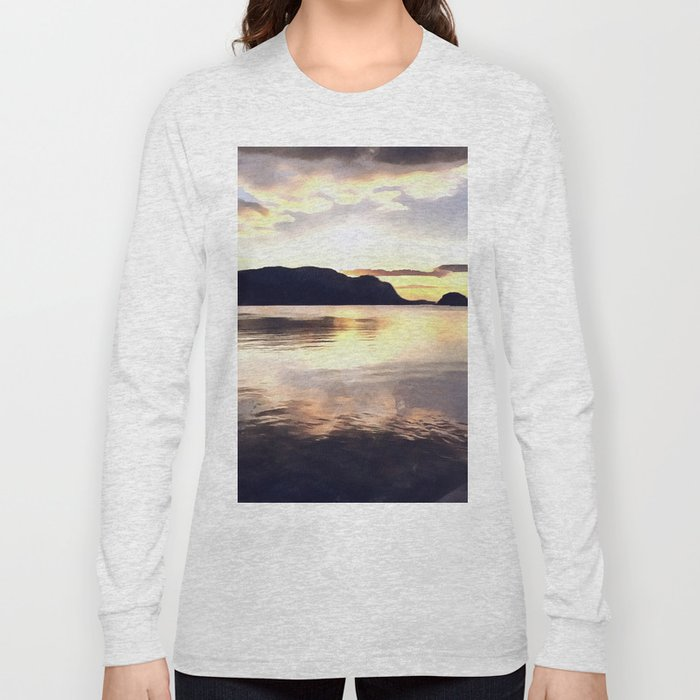 Icmeler Seascape Long Sleeve T-shirt