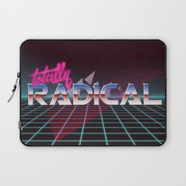 Totally Radical! Laptop Sleeve