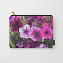 Road Trip Blooms Carry-All Pouch