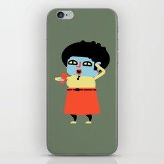 Doris (Alt) iPhone & iPod Skin