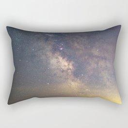 Sagittarius and the Galactic core Rectangular Pillow