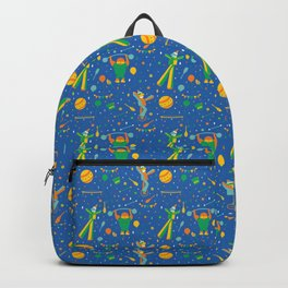 Circus Performers Backpack