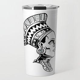 Zulu Queen Travel Mug