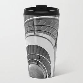 Curved Stairs Travel Mug