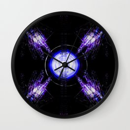 Ouija Wall Clock