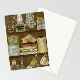 pantry shelf Stationery Cards