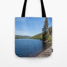 Lake Grasmere Tote Bag