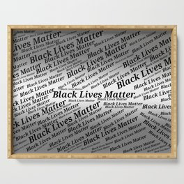 BLM Serving Tray