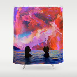Héra Shower Curtain
